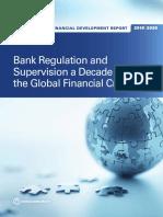 Bank Regulation Rapport de la Banque Mondiale 2019-2020