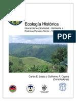 Ecología Histórica 2008 Articulo