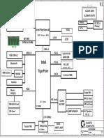 Sony Vaio VPC-W Series MBX-219 Quanta SY3 Schematic Diagram