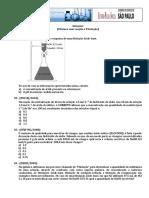 1 Análise de Processos Físicos-químicos i Exercicios de Soluções