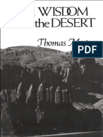 Merton, Thomas - The Wisdom of the desert _ sayings from the Desert Fathers of the fourth century (1970, New Directions)