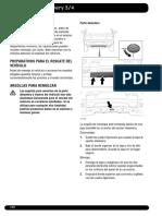 Manual conductor LR3 y LR4(1)