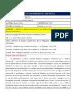 AV1 - Didática do Ensino Superior