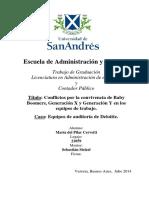 Conflictos por la convivencia de baby boomers, generación X y generación Y en los equipos de trabajo - equipos de auditoría de Deloitte.pdf