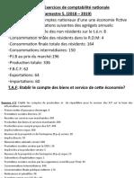 (Touhami) [Diapo] TD Comptabilité Nationale Série n°2