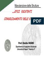 Corso GMS_Edifici Esistenti_Dissesti Fuoco_2011-05-11_Dispense 2011_AF