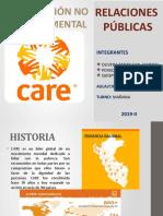 Presentación CARE ONG