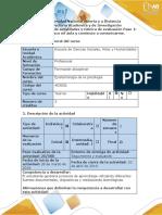 Guía de actividades y rúbrica de evaluación - Paso 1 - Reconozco mi aula y aprendo a comunicarme..doc