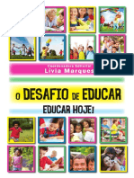 EBOOK - O DESAFIO DE EDUCAR