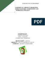 Dettol Project Report