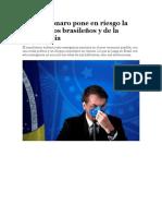 Noticias de la salud (Brasil)