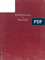 Chidambaram and Nataraja - Problems and Rationalization