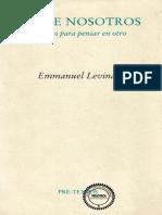 Entre_nosotros_Levinas