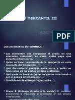 Presentación DERECHO MERCANTIL III, INCOTERMS(1)