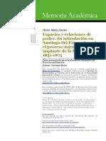 Espacios y relaciones de poder. Su articulación en Santiago del Estero durante el proceso inicial de implante de la Modernidad. 1851-1875.pdf