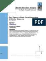 Field Research Study