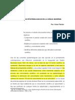 1.Bachelard.Los obstáculos epistemológicos en la ciencia moderna (Florián)