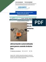 Desarrollo de un sistema de alimentación automatizada para peces usando Arduino Uno.pdf