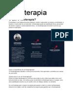 FISIOTERAPIA | QUIROPRAXIA - OSTEOPATIA - ACUPUNTURA - RPG - PILATES