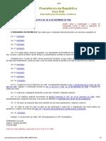 Macetos de Concurso para lei 8.114