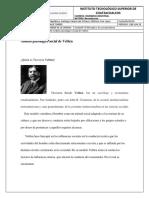 Modelo Psicológico Social de Veblen.