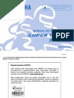 Manual SuperTenere 1200-2015