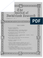 Journal of Borderland Research Vol XLIII No 4 July August 1987