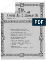 Journal of Borderland Research Vol XLIV No 5 September October 1988