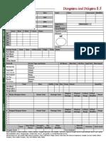 Character Sheet v 8 Page 1