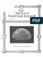 Journal of Borderland Research Vol XLVII No 3 May June 1991
