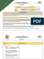 FORMATO PLAN DE AULA 2019 Sistemas 9 (1p)