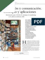 promocion y comunicacion