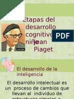 Período Sensoriomotor Piaget
