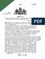 Act to Abolish Forfeitures for Treason and Felonyukpga 18700023 En