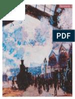 La Estación de San Lazaro de Claude Monet