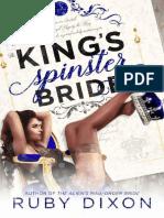 (1)The king's spinster bride (Saga Royal wedding ).pdf