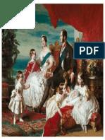 La Familia de La Reina Victoria