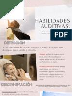 Habilidades auditivas