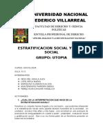 Estratificacion Social y Clase Social