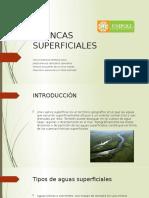 CUENCAS SUPERFICIALES