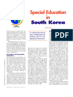 Special Education in Asia