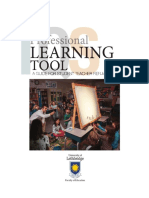 faculty of education professional learning tool- koreen dunsbergen
