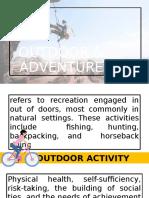 OUTDOOR_ADVENTURE_ACTIVITIES
