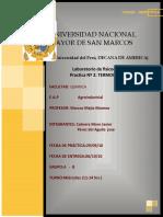 informe 2.laboratorio de fisicoquimica.termoquimica
