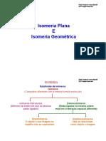 Org 1 - Isomeria plana e geometrica parte 4 2019