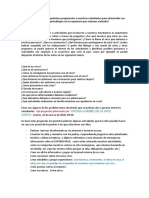 RETOS Y ACTIVIDADES PARA DESARROLLAR COMPETENCIAS EN LOS ESTUDIANTES.