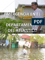 Emergencia - Inundaciones en Colombia