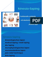 5.Kinesio-tape Basiskurs German