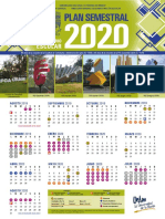 Calendar Iose Me Str Al 2020