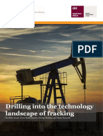 Drilling into the technology   landscape of fracking By Mike Lloyd, Doris Spielthenner, George Mokdsi, and Mary Turonek